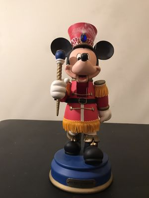 MICKEY ON PARADE, WOODEN NUTCRACKER LIMITED EDITION for Sale in Bethesda, MD