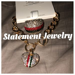 Bracelet and ring set for Sale in Baltimore, MD