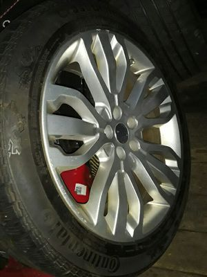 21 inch rims and tires for Sale in Delmar, NY