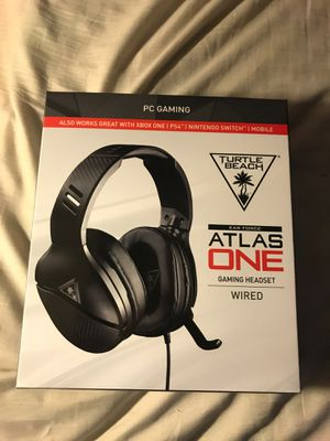 Turtle beach Atlas One gaming headset for Sale in Antioch, CA