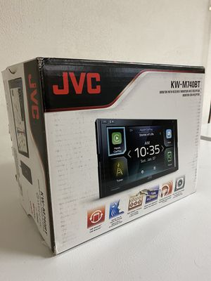 JVC KW-M740BT for Sale in Sterling, VA