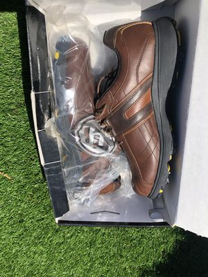 Brown Etonic golf shoes size 11M for Sale in Los Angeles, CA