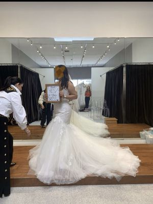 New Blue wedding dress for Sale in Cypress, CA