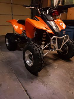 2004 Kawasaki Kfx400 ATV QUAD for Sale in Peoria, AZ