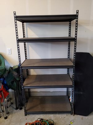 2 full shelving units for Sale in Graham, WA