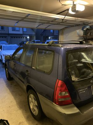 2004 Subaru Forester xs 58,000 miles for Sale in Vancouver, WA