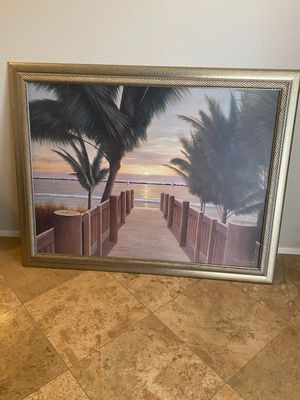 """Large Painting 54.5"""" x 42.5"""" for Sale in Gilbert, AZ"""