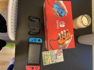 Nintendo switch newer model for Sale in Princeton, MN