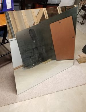 Huge wall mirror for basement or garage or workout room for Sale in Plainfield, IL