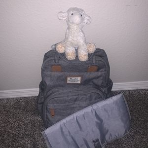 Ruvalino infant diaper bag. Sanatized. for Sale in Oregon City, OR