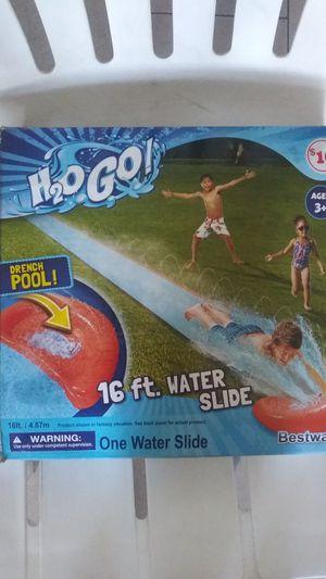 Hso go waterslide for Sale in Providence, RI