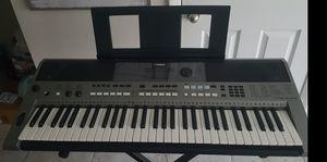 YAMAHA PSR- E443 Digital Keyboard for Sale in Hollywood, FL
