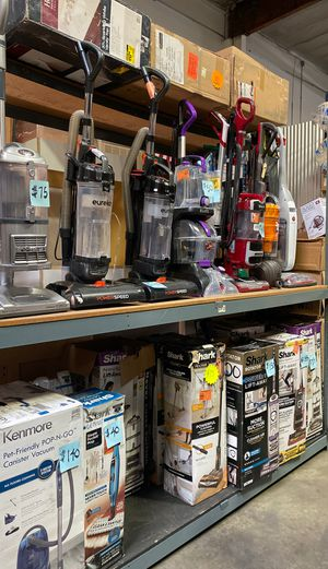 Shark vacuums for Sale in South Gate, CA