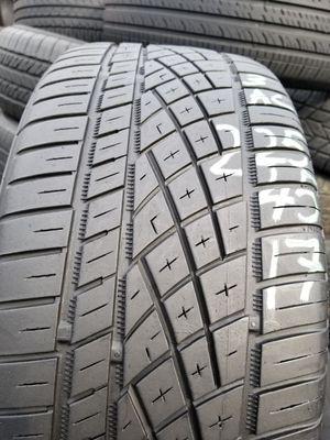 225/45-17 #1 tire for Sale in Alexandria, VA