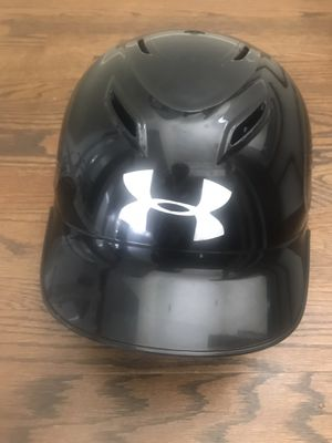 Under amour batting helmet and baseball tote bag for Sale in Falls Church, VA