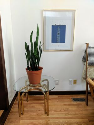Mid century modern side table for Sale in Raleigh, NC