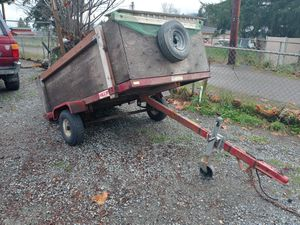 Utility trailer for Sale in Monroe, WA