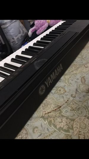Yamaha P-80 Electric Keyboard excellent condition(piano) for Sale in Washington, DC