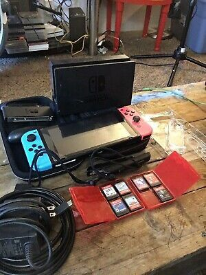 Read description nintendo switch console for Sale in Arvada, CO