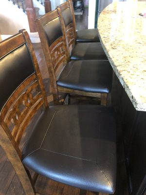 Nice 4 chairs for Sale in Portland, OR