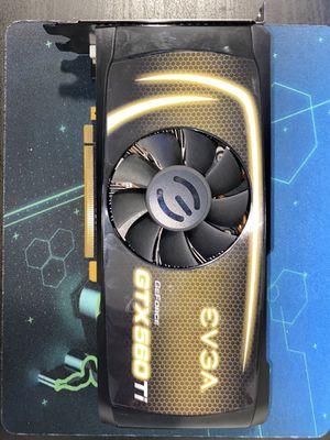 EVGA GeForce GTX 560ti for Sale in Caldwell, ID