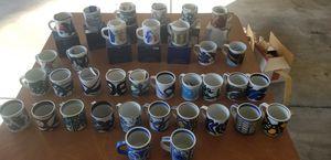 Vintage Royal Copenhagen Annual Mugs; 1968-2002 for Sale in Henderson, NV