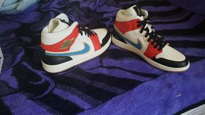 Air Jordan 1 mid se Let(her)Man for Sale in San Francisco, CA