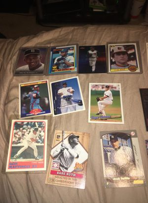 Baseball cards for Sale in Inman, SC