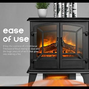 Fireplace 3-D With Heat Option. New In Box. for Sale in Lutz, FL