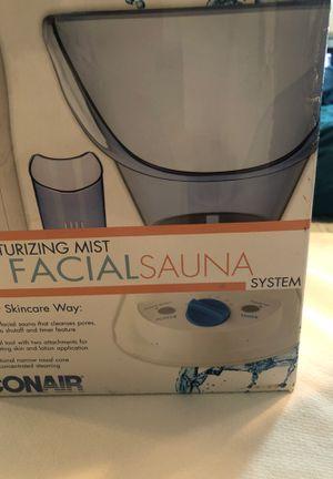 Facial Sauna CONAIR New Open Box for Sale in Houston, TX