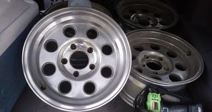"16""x8.5 CHEVY 5LUG for Sale in Orange, TX"