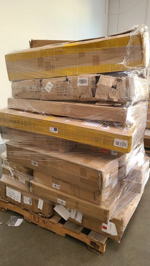 Amazon returned pallets for Sale in City of Industry, CA