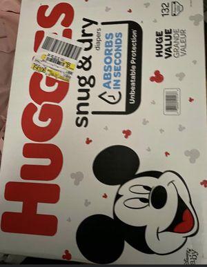 Huggies, luvs, honest diapers, pampers for Sale in Houston, TX