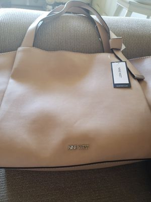 BRANDNEW NINE WEST TOTE BAG WITH TAG for Sale in Little Rock, AR