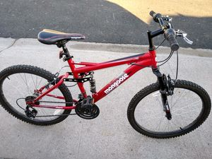 Mongoose mountain bike in great condition all the way around ready to ride 75th avenue and Indian School for Sale in Phoenix, AZ