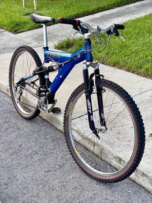 "Trek Y3 Full Suspension Aluminum Mountain Bike 26"" -Frame 18"" -24 speed Shimano Deore -Made in USA Specifications Brand: Trek Model: Y3 - 18"" Size: for Sale in Boca Raton, FL"