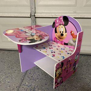 Delta Children Chair Desk Disney Minnie Mouse for Sale in Peoria, AZ