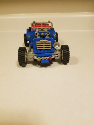 Blue Vintage Hot Rod lego set for Sale in Bloomington, IL