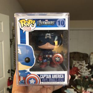 Avengers Captain America Funko for Sale in Long Beach, CA