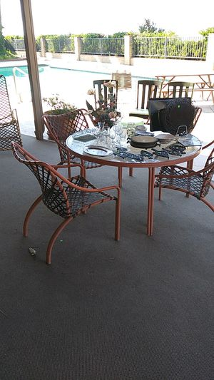 Patio Furniture for Sale in El Cajon, CA