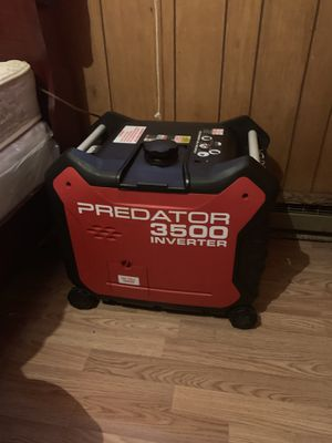 Predator 3500 (generator) for Sale in Charlotte, NC