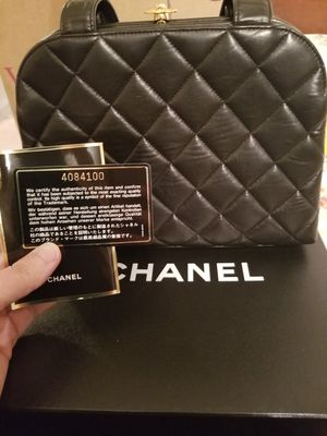 Vintage 1980s Chanel purse for Sale in Beaverton, OR