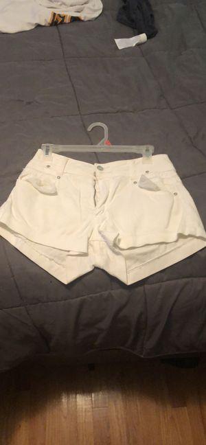 White shorts for Sale in Farmville, VA