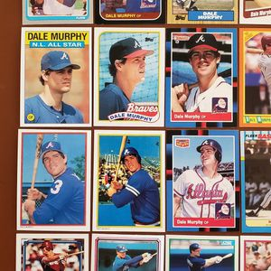 Baseball Cards - Dale Murphy for Sale in Noblesville, IN