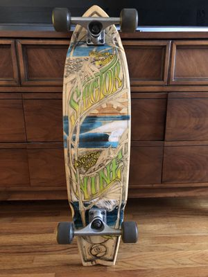 "Sector 9 skateboard West Oz 34"" bamboo longboard for Sale in Playa del Rey, CA"