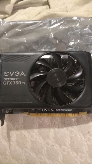 Graphics Card - GTX for Sale in Woodburn, OR