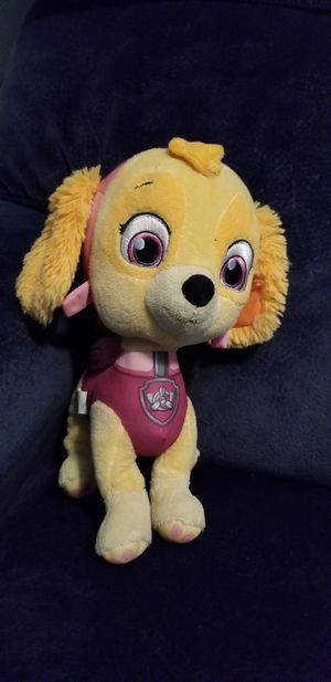 Plush toys/ shopkins, paw patrol, hello kitty, shimmer and shine for Sale in Suffolk, VA