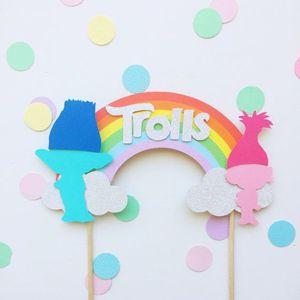 Troll cake topper for Sale in Corpus Christi, TX