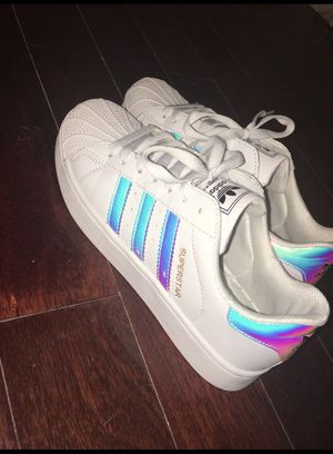 Adidas women reflective sneakers for Sale in King of Prussia, PA