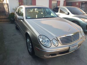 2004 Mercedes Benz E-320 for Sale in Hacienda Heights, CA